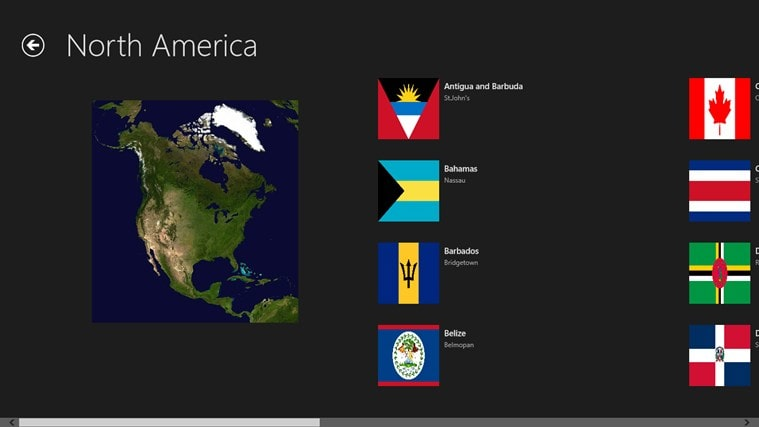 flags of countries para Windows 10
