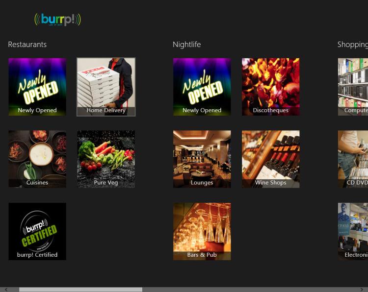 Burrp for Windows 10 1.0.0.0