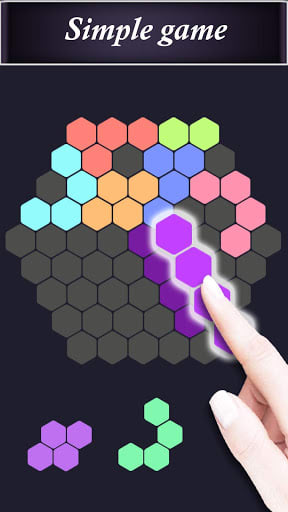 Block Puzzle Hexagon