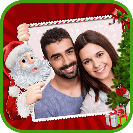 Happy Christmas Photo Frames 1.0.0
