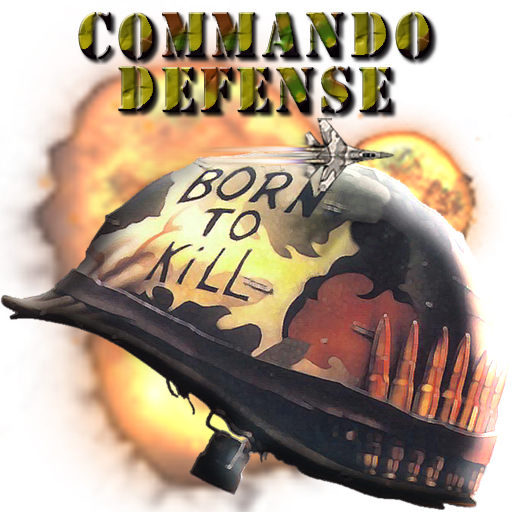 Commando Tower Defense 1