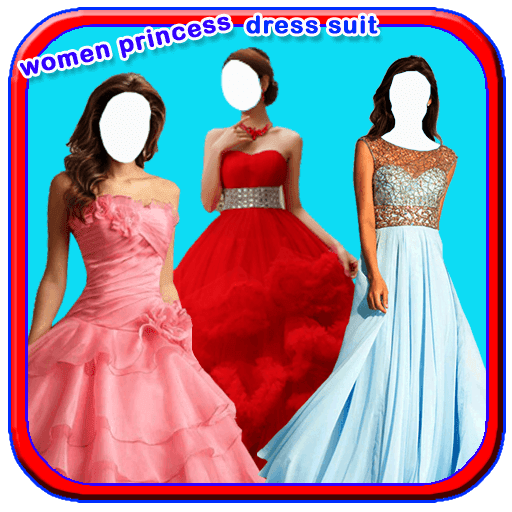 Women Princess Dress Suit