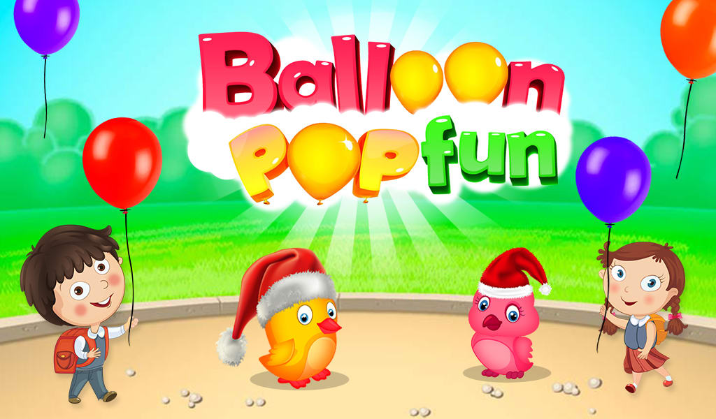 Balloon Pop Fun Game