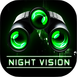 Night Vision Thermal Color Filter Effect Camera
