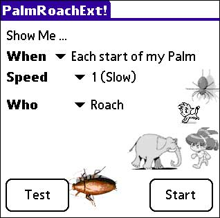 PalmRoach Extended