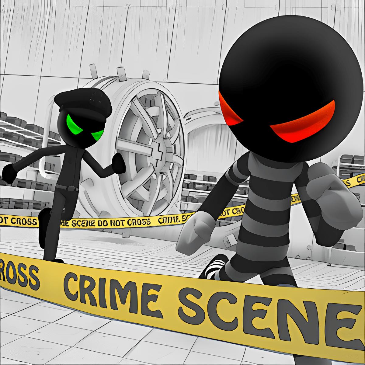 Criminal Stickman Escape 3D 1.2