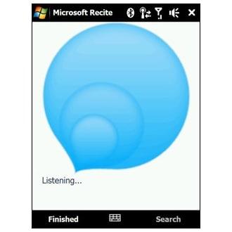 Microsoft Recite