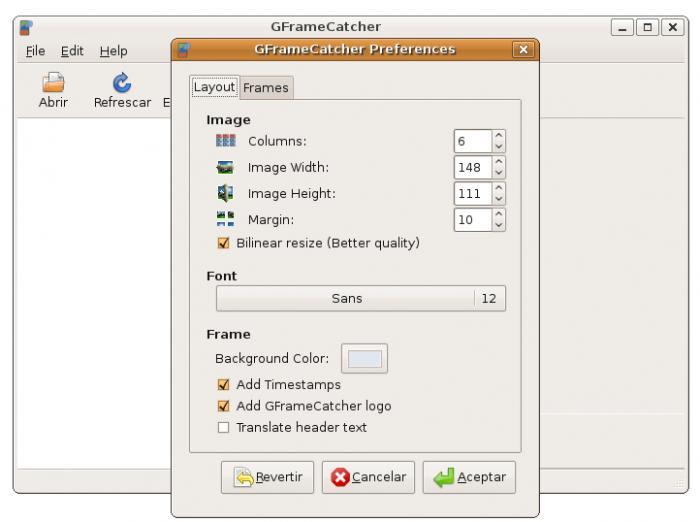 GFrameCatcher