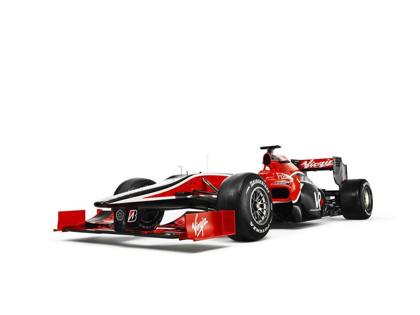 F1 2010 Wallpaper Pack