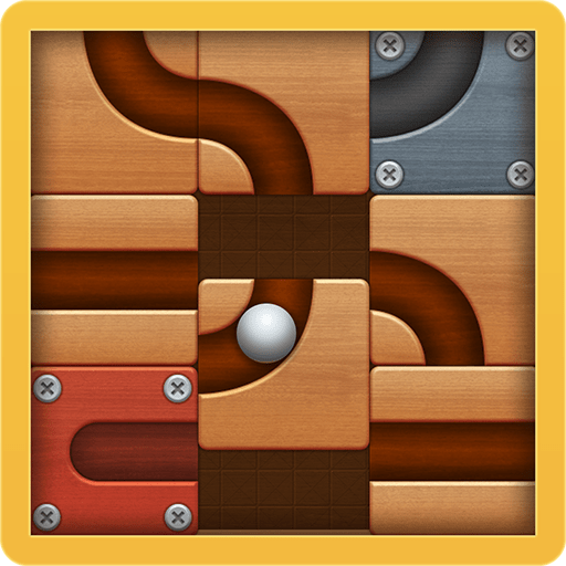 Roll the Ball: slide puzzle 1.3.7