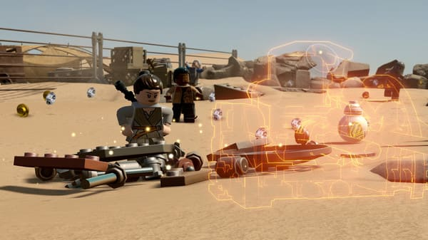 LEGO?« STAR WARS: The Force Awakens