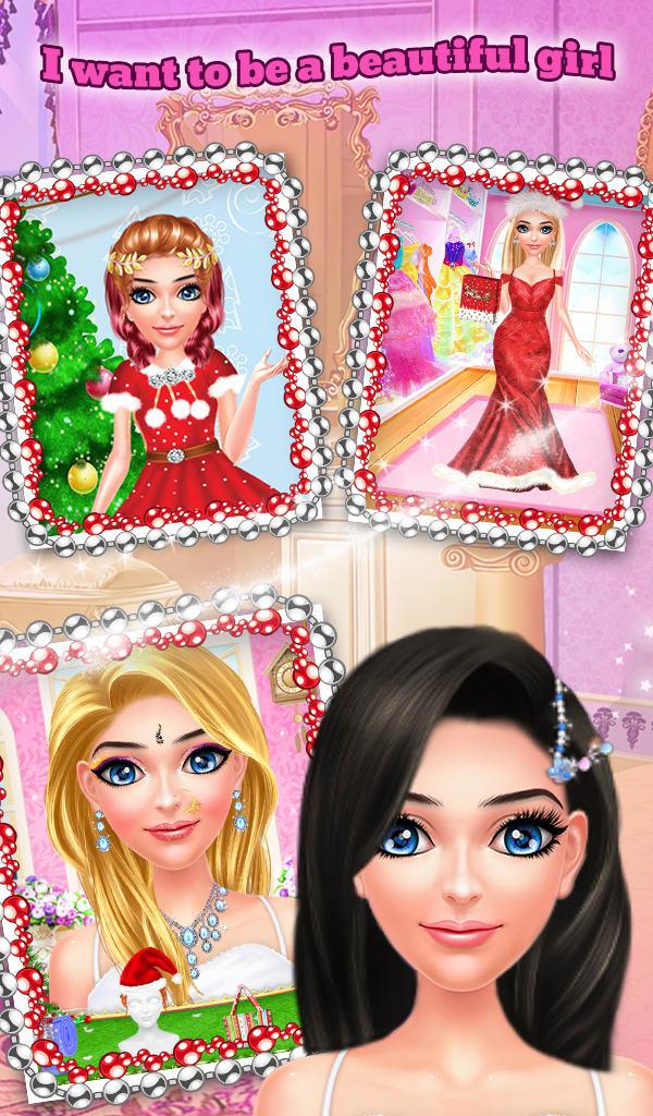 Princess Nail Salon For Kids