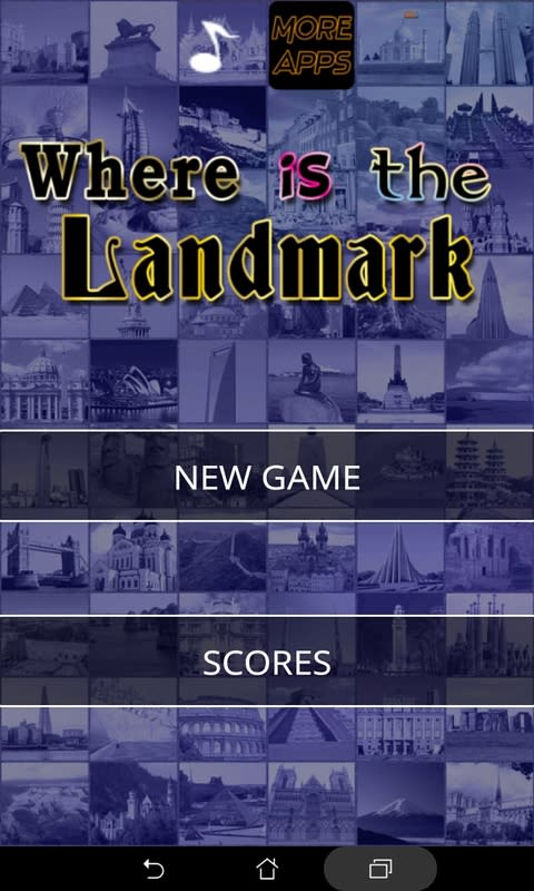 Where is the Landmark