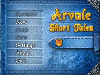 Arvale: Short Tales