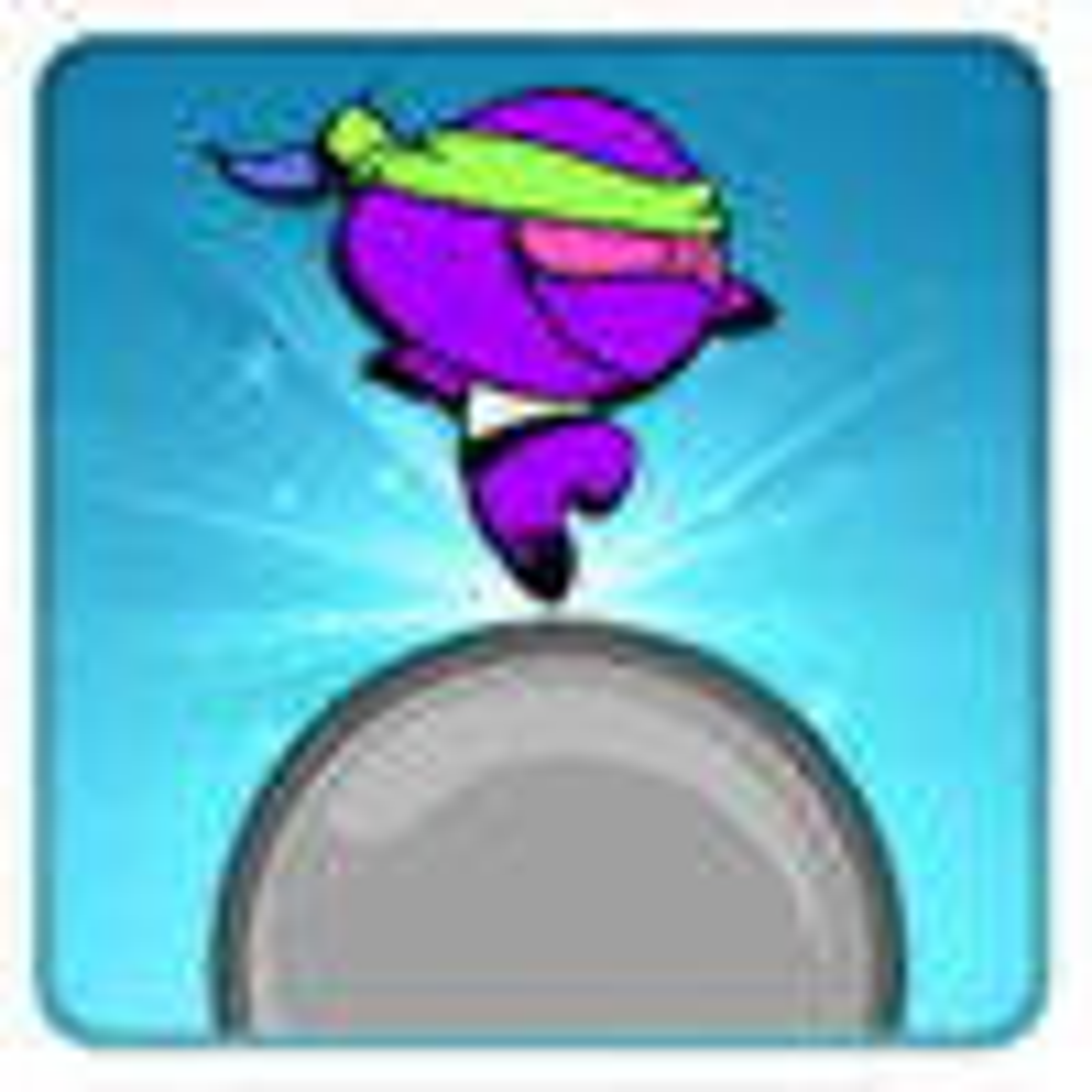 Ninja Impossible Jump