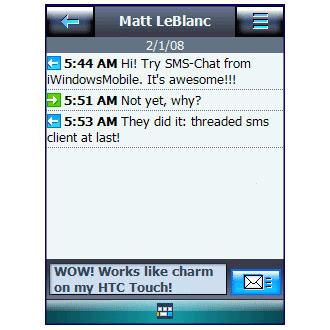 Vito SMS-Chat