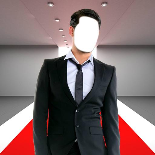 Man Photo Suit
