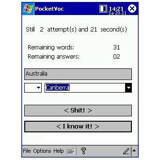 PocketVoc