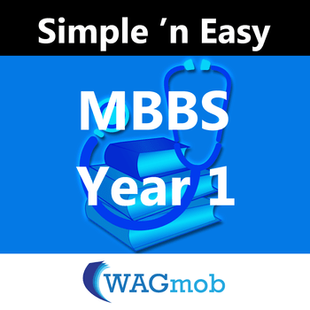MBBS Year I by WAGmob 1.1