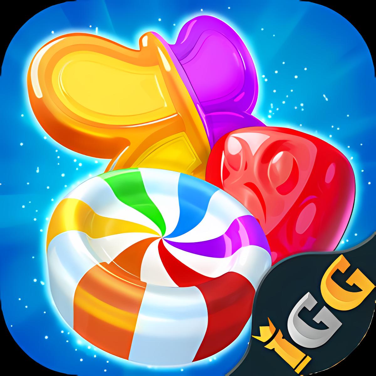 Sweet Maker - DIY Match3 Mania