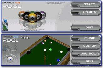 Mobile VR Pool 9200