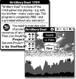 Artillery Duell