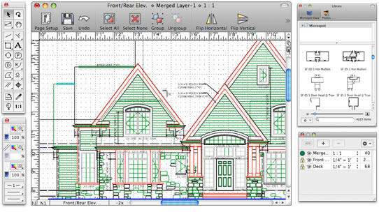 Macdraft mac download for Layout drawing software free