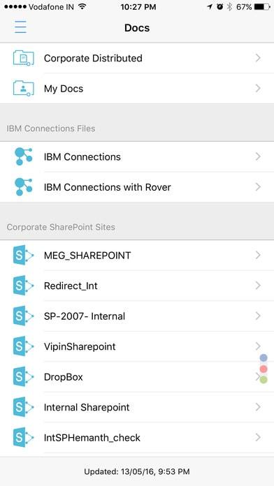 MaaS360 for iOS