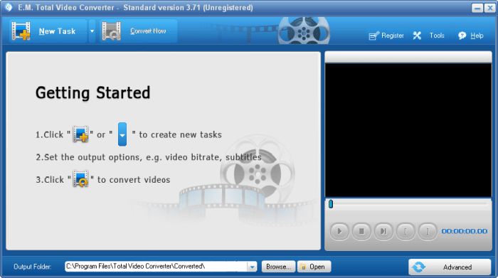 Total video converter video tutorials tips and tricks total video converter ccuart Choice Image