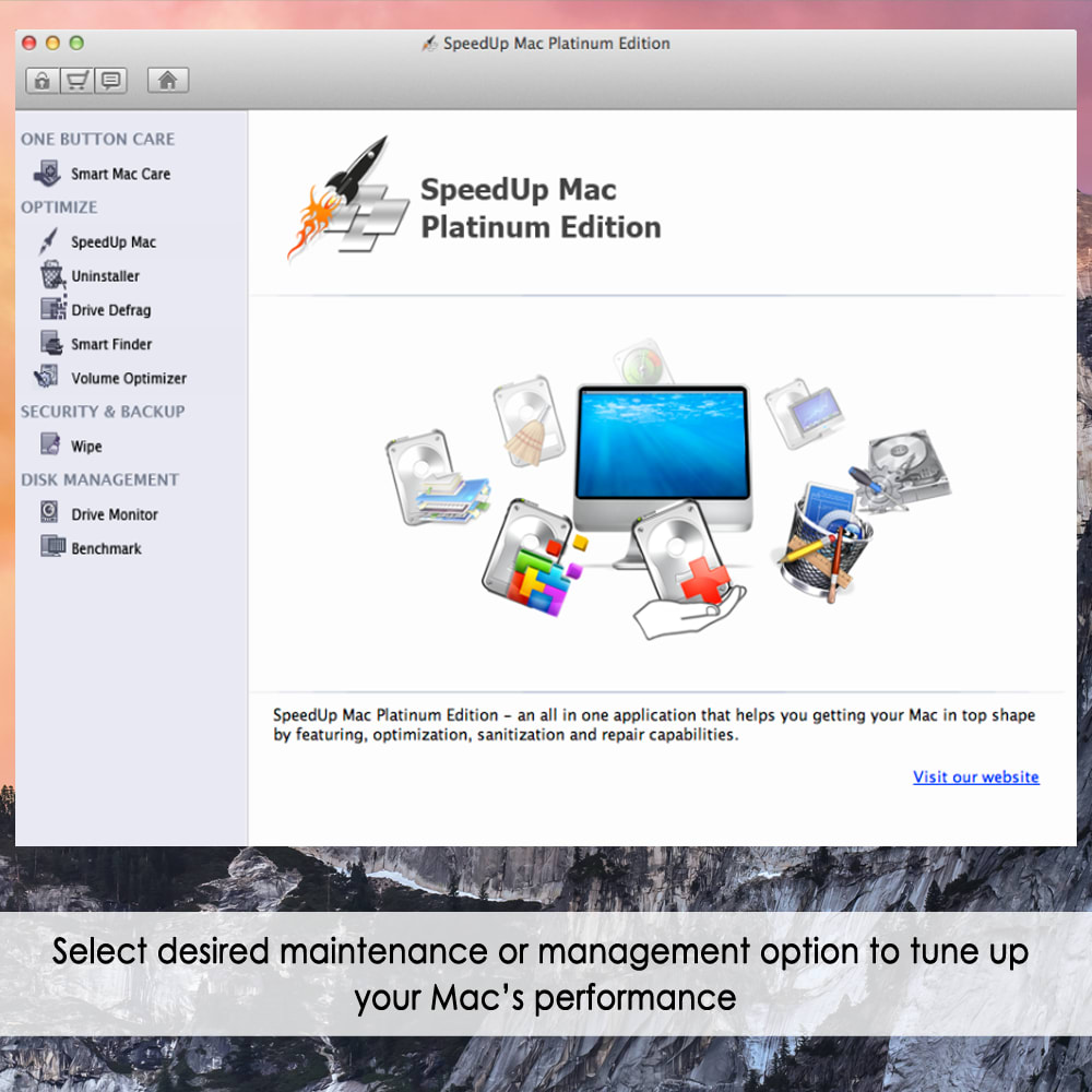 Stellar Speedup Mac Platinum
