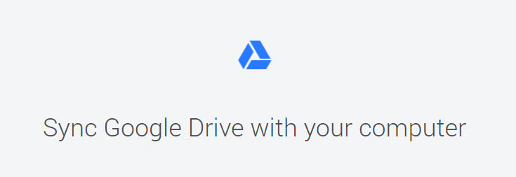 Google Backup and Sync