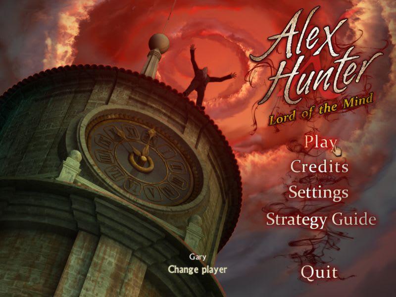 Alex Hunter: Lord of the Mind