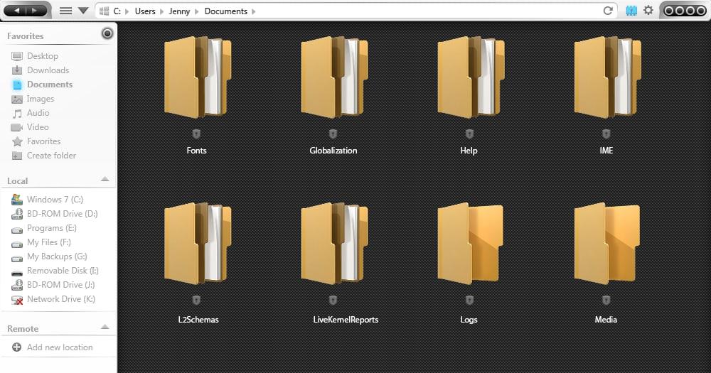 Venux Files for Mac