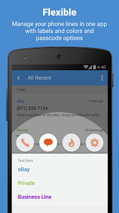 Burner - Smart Phone Numbers