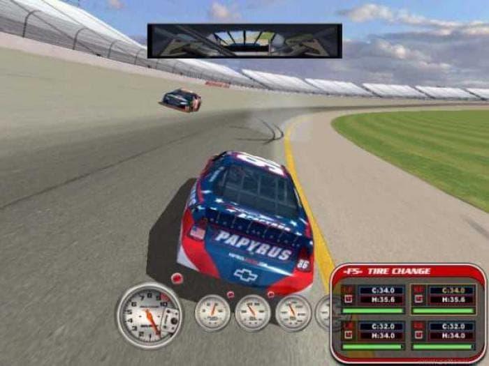 Nascar Racing Games >> Nascar Racing 2003 Download
