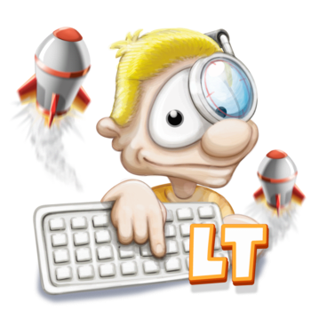 Typing Fingers LT 4.3