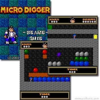 Micro Digger