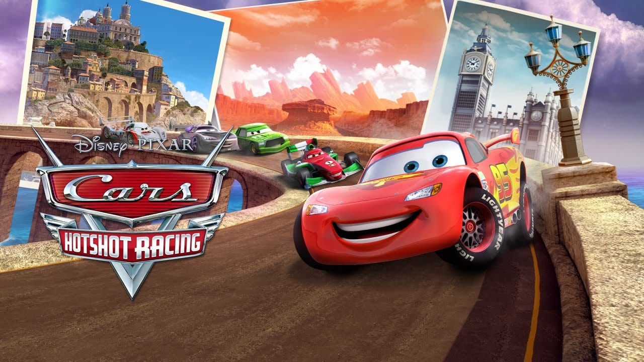Cars: Hotshot Racing