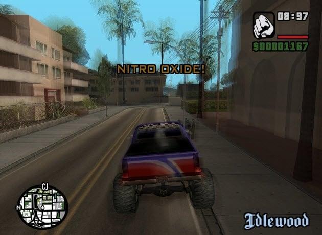 GTA N00bmode