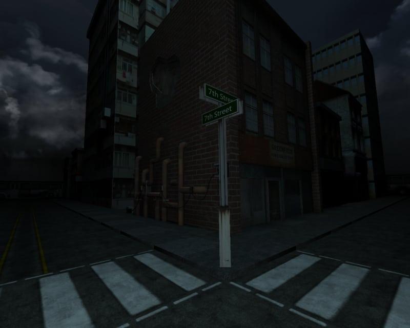 Slenderman's Shadow: 7th Street