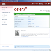 Defenx Internet Security