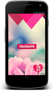 Couple Calculator: Love