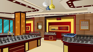 608 Jewellery Shop Escape