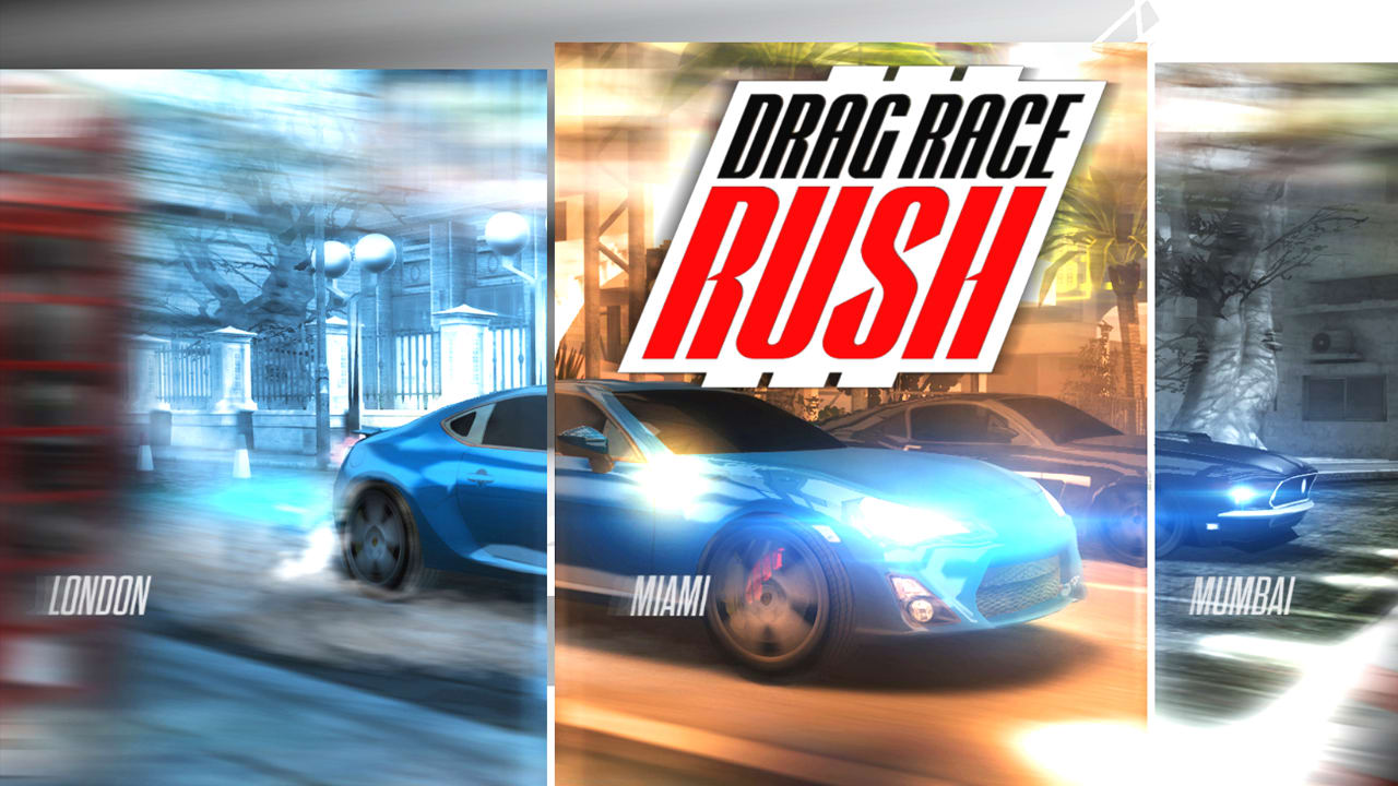 Drag Race: Rush