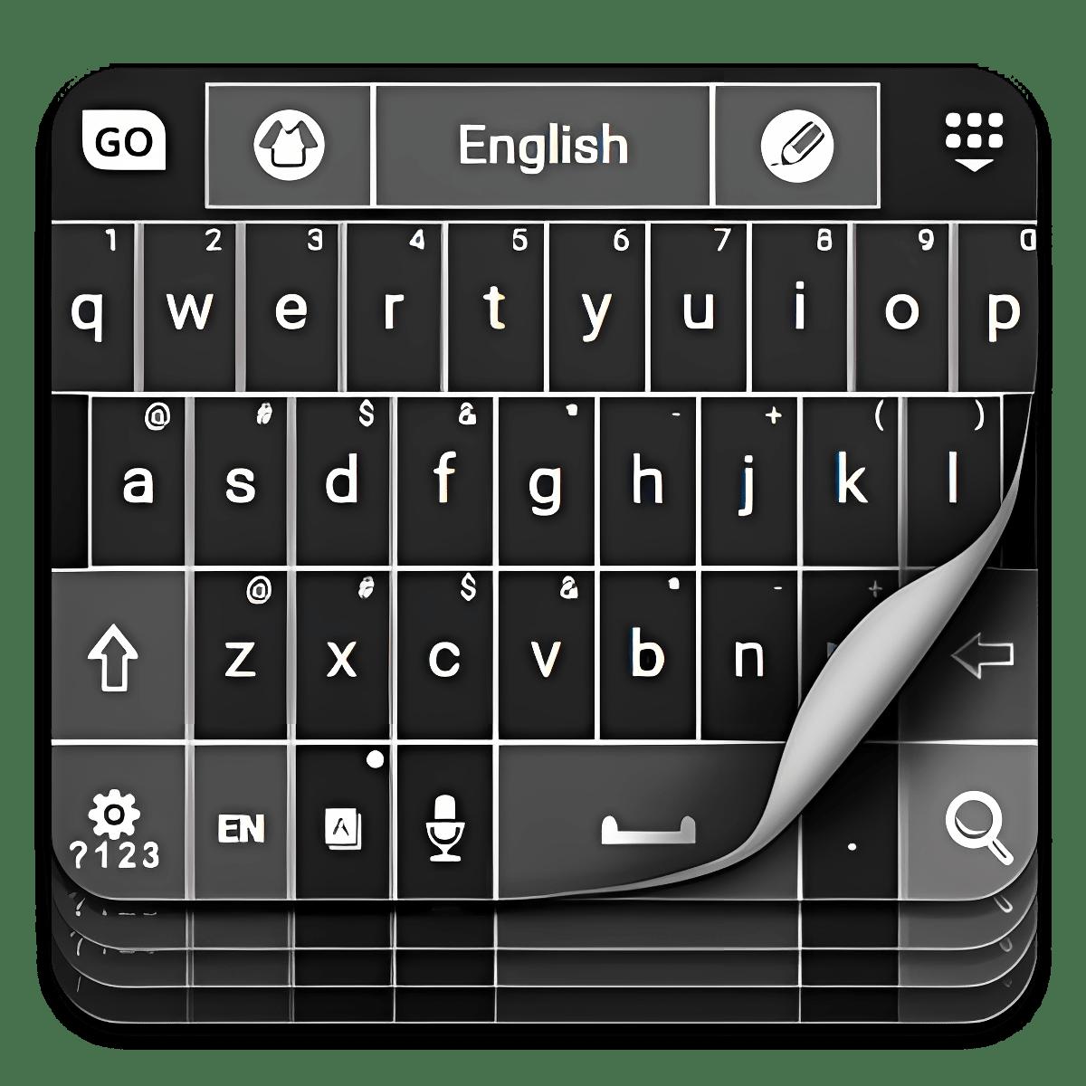 Teclado para Android Uno