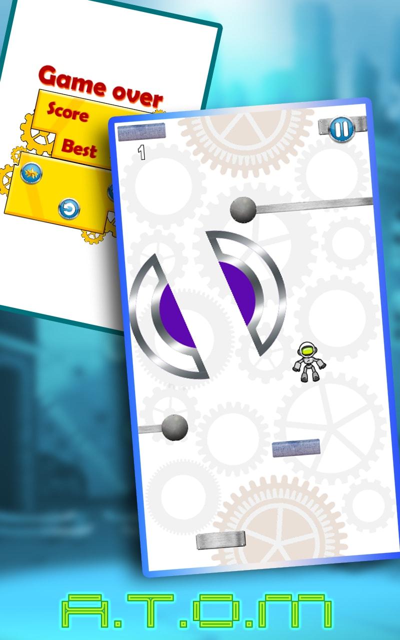Robo Atom - Ultimate Bounce