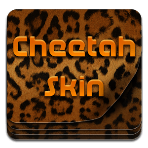 Cheetah Keyboard Skin