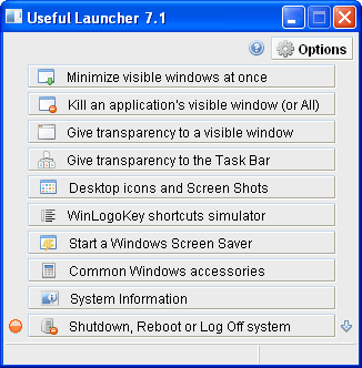 Useful Launcher
