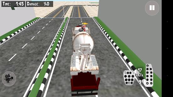 Súper Conductor de camión