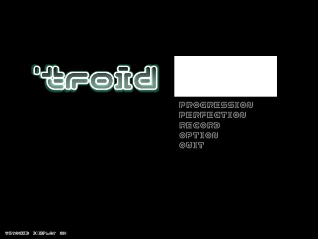 'Troid